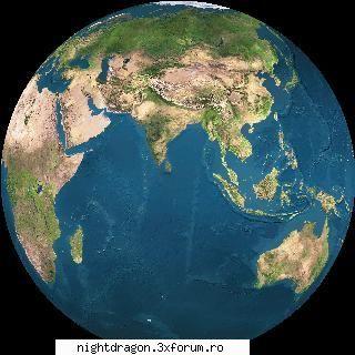 Cele Mai Spectaculoase 20 De Imagini Realizate Din Satelit In 2013